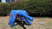Pneumatischer Roboter Ant-Roach in Aktion