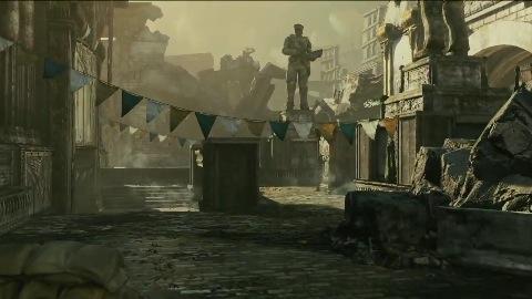 Gears of War 3 - Clocktower (DLC-Karte)