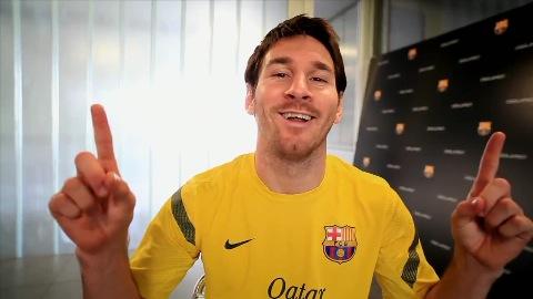 Fifa Street - Trailer mit Lionel Messi