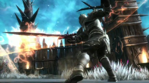 Kingdoms of Amalur Reckoning - Waffenskills