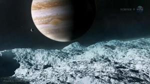Nasa untersucht Seen des Jupitermondes Europa