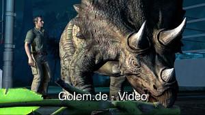Jurassic Park Episode 1 - Gameplay
