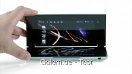 Sony Tablet P - Test