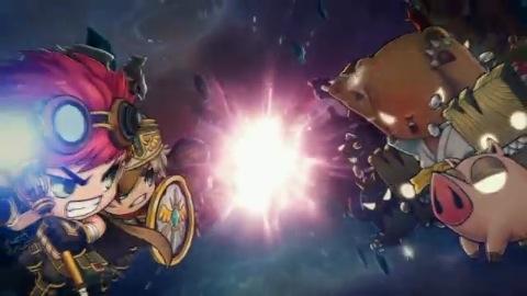 Maple Story - Trailer (Big-Bang-Update)