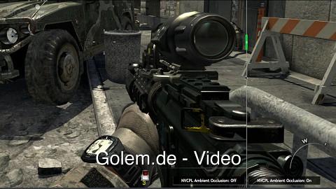 Nvidia zeigt Ambient Occlusion mit Geforce 290.36