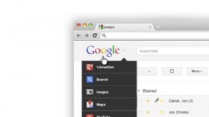 Redesign der Startseite - Google