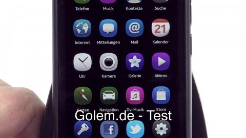 Nokia N9 - Test