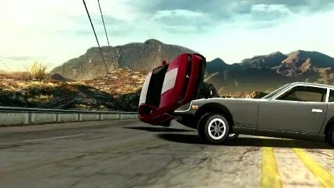 Need for Speed The Run für iOS-Geräte