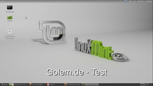 Linux Mint 12 alias Lisa - Test