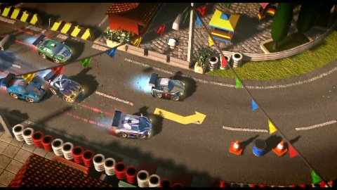 Bang Bang Racing - Trailer (Debut)