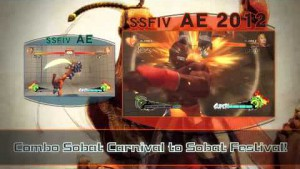 Super Street Fighter 4 Arcade Edition - Rebalancing 2012