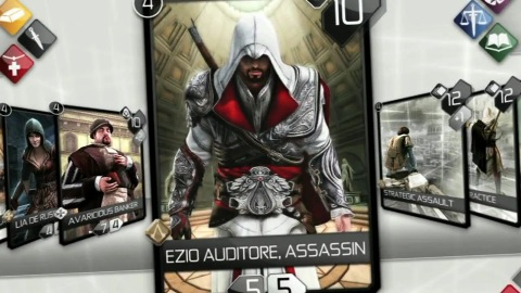 Assassin's Creed Recollection für iPad - Trailer