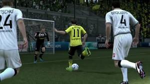 Fifa 12 - Bundesligaprognose (Dortmund vs. Gladbach)