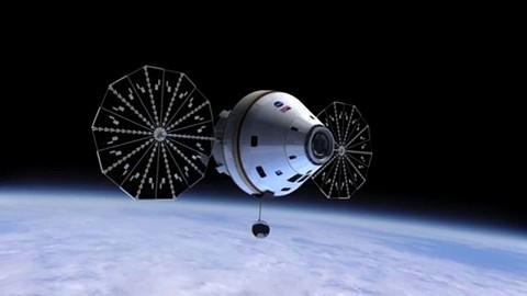 Übersicht über die Mission der Orion