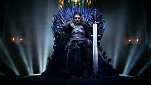 Game of Thrones - Trailer (Iron Throne)