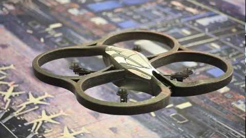 Parrot AR.Drone - Features