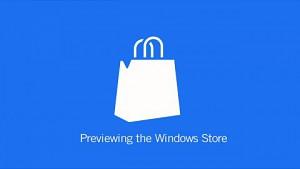 Microsoft zeigt Windows Store für Windows 8