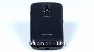 Samsung Galaxy Nexus - Test