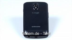 Samsung Galaxy Nexus - Test