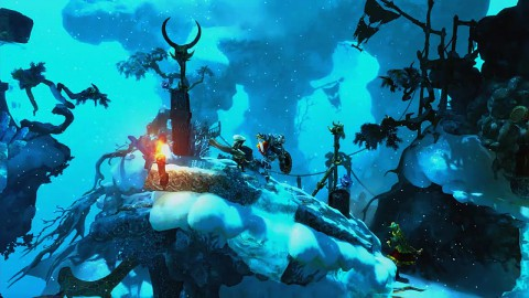 Trine 2 - Trailer (Launch, Gameplay)