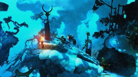 Trine 2 - Trailer (Launch, Gameplay)