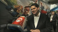 Mario Kart 7 - Reggie bei West Coast Customs