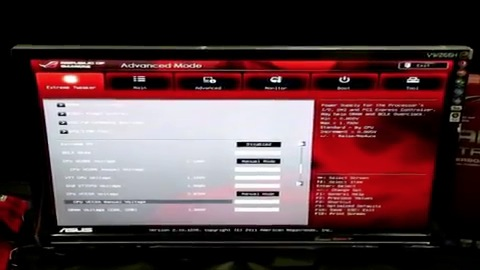 Overclocking-Funktionen des Asus Rampage IV Extreme (2)