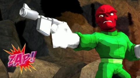 Marvel Super Hero Squad Comic Combat - Trailer