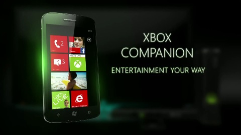 Xbox Companion App für Windows Phones