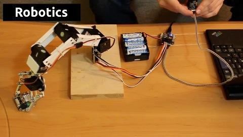 Hardware-Baukasten Tinkerforge (Herstellervideo)