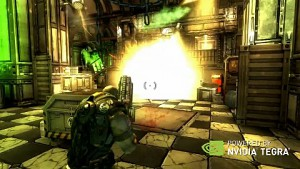 Nvidia zeigt Shadowgun auf Tegra 3