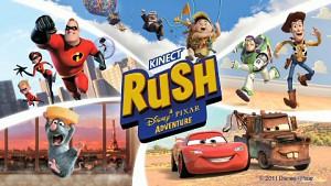 Kinect Rush von Disney Pixar - Trailer (Debut)