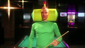 Touch my Katamari (Trailer, Billard)