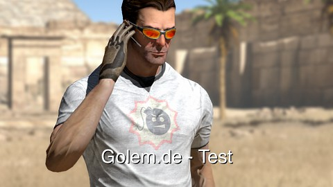 Serious Sam 3 BFE - Test