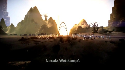 Nexuiz - Trailer (Debut, Gameplay)