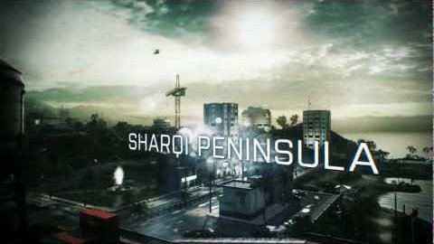 Battlefield 3 - Trailer (Sharqi Peninsula)