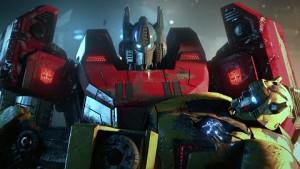 Transformers Untergang von Cybertron - Cinematic
