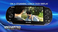 Uncharted Golden Abyss - Trailer (PS Vita)