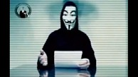 Anonymous - an das amerikanische Volk