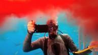 Unterwassergehäuse für das iPhone 4 und iPhone 4S