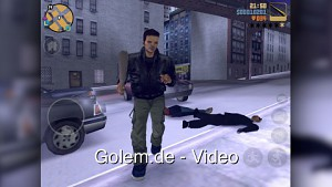 Grand Theft Auto 3 - 10 Min. iPad-Gameplay