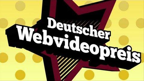Deutscher Webvideopreis 2012 - Aufruf