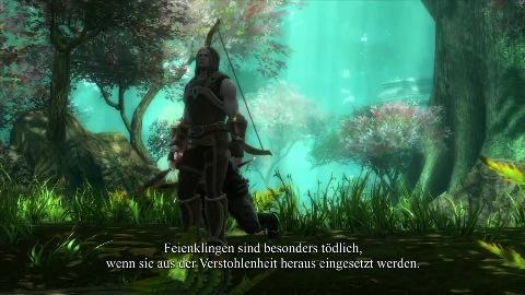 Kingdoms of Amalur Reckoning - Kräfte