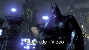 Batman Arkham City - PC-Gameplay mit DirectX 11