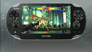Ultimate Marvel vs. Capcom 3 - Playstation Vita