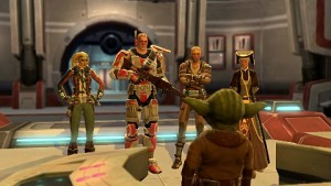 Star Wars The Old Republic - Deine Saga beginnt