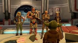 Star Wars The Old Republic - Deine Saga beginnt