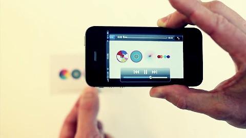 Blippar Zeigt Visitenkarte Mit Augmented Reality Video