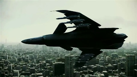 Ace Combat Assault Horizon - Trailer (DLC)