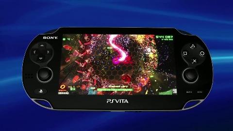 Super Stardust Delta für Playstation Vita - Trailer